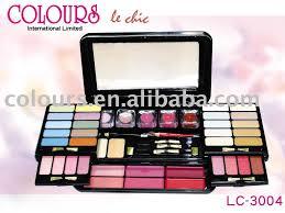 i want to be beautiful make up kits