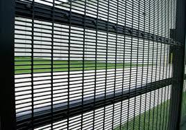 Welded Mesh Fence Steel Fence High Security Fence Panels