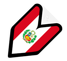 Jdm Driver Badge Peru Peruvian Car Decal Flag Not Vinyl Sticker Ebay