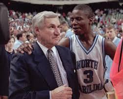 North Carolina basketball coaching great Dean Smith dies | Richmond College  Sports | richmond.com