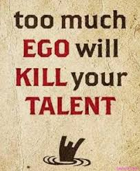 why we can t survive against our ego imrupesh