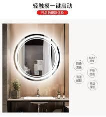 led makeup mirror light wall lamp ip54
