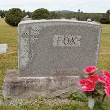 Ross Robert Fox (1899-1955) - Find A Grave Memorial