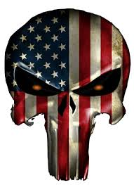 Buy Mcartwork Design Decals Wall Punisher American Flag Sniper Car Window Decal Vinyl Sticker Navy Seal In Cheap Price On Alibaba Com