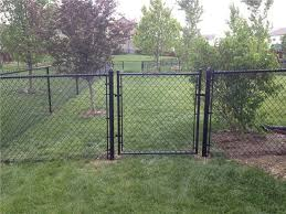 Green Pvc Coated Galvanized Chainlinkfence As A Professional Chain Link Fence Manufacturer We Can S Black Chain Link Fence Chain Link Fence Building A Fence