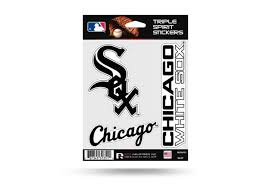 Chicago White Sox Window Decal Set Sticker Officially Licensed Mlb Custom Sticker Shop