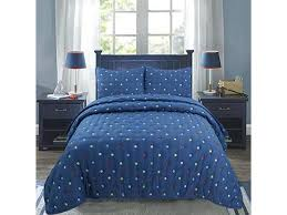 bedding quilt set nautical navy blue