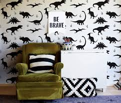Amazon Com Dinosaurs Wall Stencil Jurassic Park Decals For Painting Boys Room Wallpaper Diy Mural Wall Art Arts Crafts Sewing