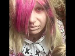 Abby Brown Scene Queen Nightmare Kid Facebook Live May 22 - YouTube