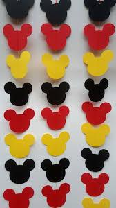 Cotillon Mickey Mouse Guirnaldas Mickey Mouse Fiesta Mickey