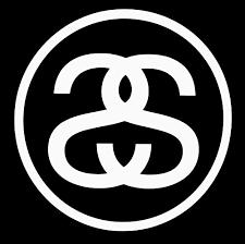 Stussy Ss Logo Sticker Wall Art Decal La Buy Online In Macedonia At Desertcart