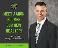 Join us in welcoming Aaron Holmes -... - Novosel Real Estate Ltd | Facebook