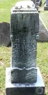 Iva V. LaFollette Stevens (1885-1932) - Find A Grave Memorial