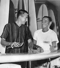 Photo: Larry Gordon and Floyd Smith. By the fall of 1959, Gordon ...