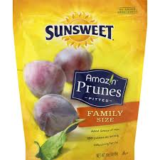 sunsweet prunes pitted family size