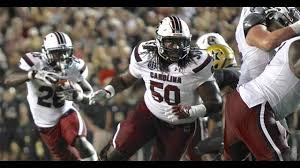 Jaguars draft linebacker A.J. Cann in 3rd round