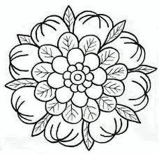 Bloemen Mandala Kleurplaten Kleurplaten Mandala