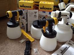 Wagner Paint Sprayer 2 Extra Spray Attachme In St5 Lyme For 40 00 For Sale Shpock