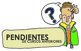PENDIENTES | IES EL GALEÓN