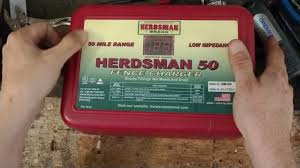 Need A Herdsman 50 Fence Charger Repaired Fence Charger Repair Youtube