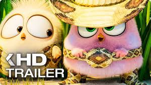 THE ANGRY BIRDS MOVIE 2 Final Trailer (2019) - YouTube