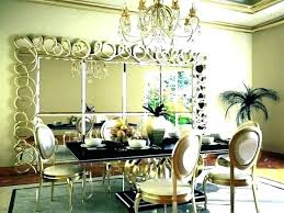 dining room mirrors ideas for