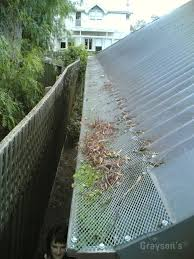Gutter Guard Bunnings Grayson S Gutter Guard