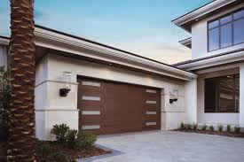 Modern & Contemporary Garage Doors - The Doorman