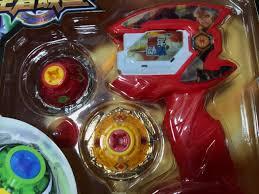 Hộp đồ chơi 2 con quay nado mãnh hổ