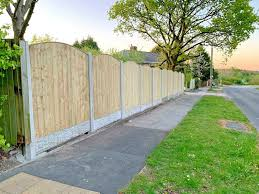 3ft High Standing Planed Smooth Wooden Picket Fence Panels Including Feet For Sale Ebay