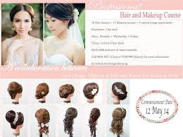professional hair makeup course