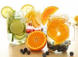 50 detox water recipes for fat burning