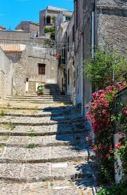 Erice town, Trapani region, Sicily ~ Architecture Photos ...