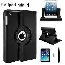 pu leather case for apple ipad mini 4