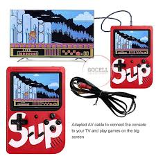 Máy chơi game cầm tay SUP G4 Plus 400 Game chính hãng giá rẻ