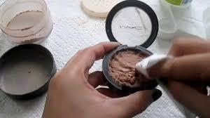 diy loose to pressed powder