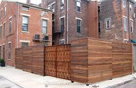 Fencing Wood Fencing Ipe Fencing