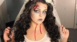 zombie bride makeup tutorial you