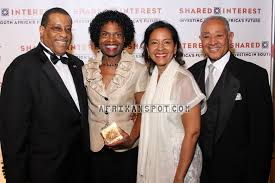 Karen and Philip Berry with Sylvia and Byron Lewis Archives ...