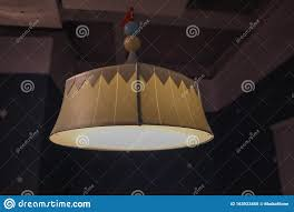 Beautiful Chandelier In The Children Room Stock Photo Image Of Decor Night 163923456