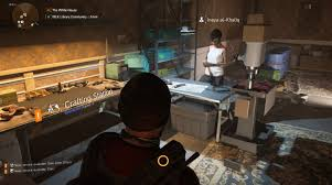 Division 2 crafting guide - materials ...