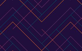 تحميل خلفيات خطوط مجردة الخلفية الإبداعية البنفسجي الخلفيات