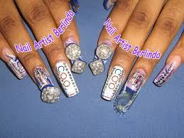 best nail art salon melbourne