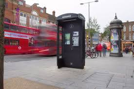 iconic red phone box has been upgraded