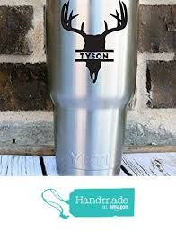 Yeti Decals For Men Hunting Decals Yeti Cooler Decals For Men Toolbox Decals Yeti Cup Stickers Yeti Decals Vinyl Decal Stickers