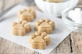 peanut er coconut oil dog treats