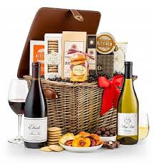 our napa valley wine tasting basket