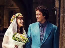 Emma Marrone in abito da sposa:
