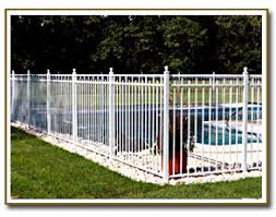 Aluminum Fencing Herdt Fencing Inc Crosswicks Bordentown New Jersey