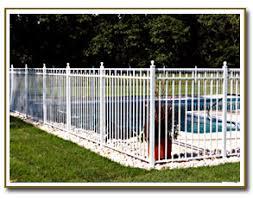 Herdt Fencing Inc Crosswicks New Jersey Pool Fencing